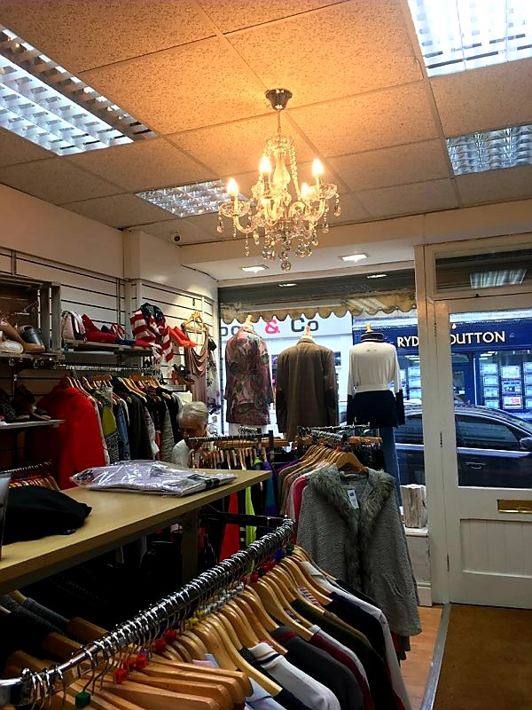 New look store in Rawtenstall